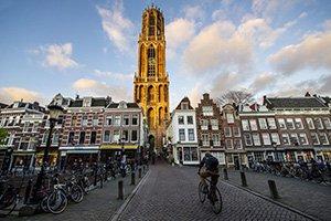 Utrecht relaxed atmosphere