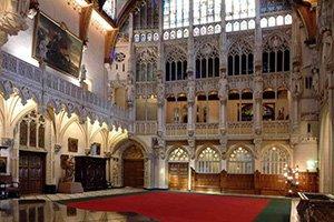 Interior Castle 'de Haar'