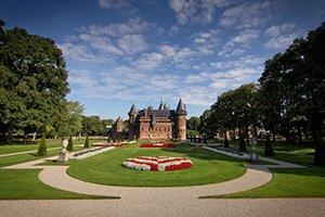 Amstel and Vecht river tours de Haar castle